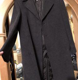 Palton de lână pentru bărbați