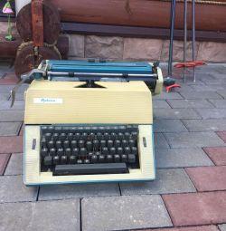 Печатная машинка Оптима