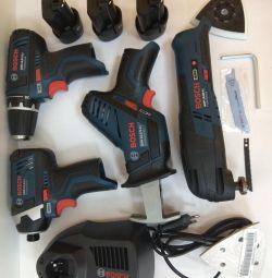 Новый набор инструмента Bosch