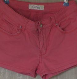 Шорты джинсовые, р-44