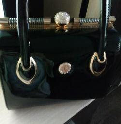 Τσάντα λάκας