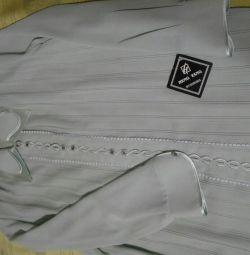 Women's blouse size 56