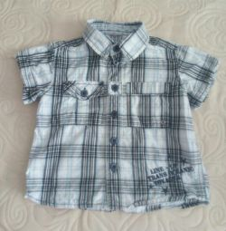 Shirt for 2-3g
