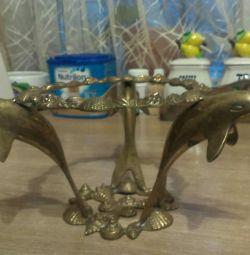 Figurine Dolphins