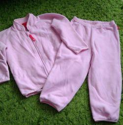Suit fleece Reima