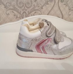 Baby sneakers geox Italy