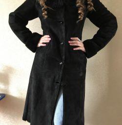 Koyun derisi ceket 🐑