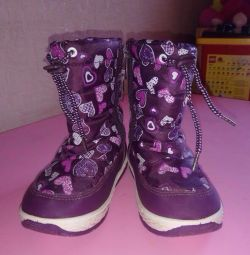 Dotyshi boots