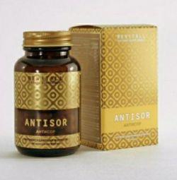 Antioxidant formula Antisor Greenway