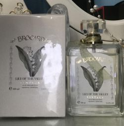 DESCOMBUIRE 20%! Brocard Lily of the Valley Vintage