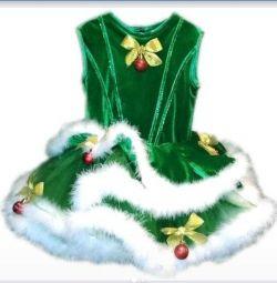 """Costum de carnaval """"Crăciunul de Crăciun"""""""