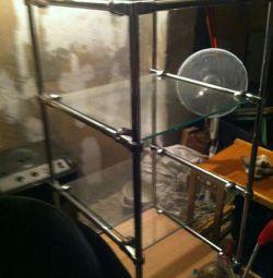 Rack Glass Counter
