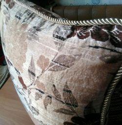 Yeni yastık kılıfı