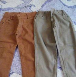 Pantaloni de blugi pentru copii