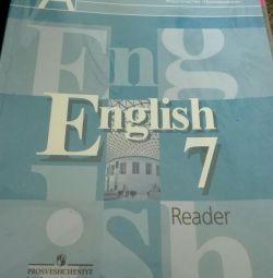 Английский язык 7 класс. Книга для чтения!