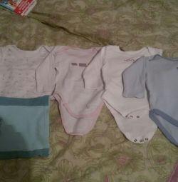 Body & T-Shirts
