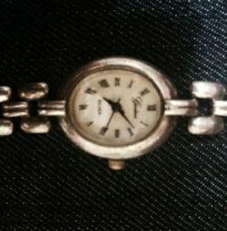 годинник срібні