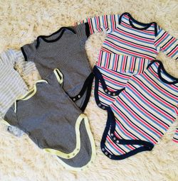 Mothercare, Carter's, HM 6-9m