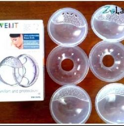 Cups for collecting breast milk AVENT