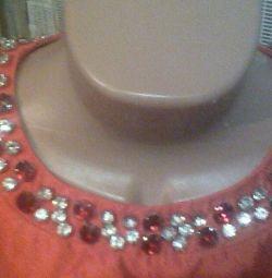 Zarina New dress with stones 52 size