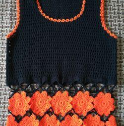 Crochet jacket (new)