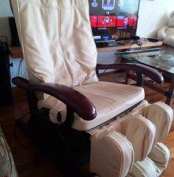 Καρέκλα για μασάζ.