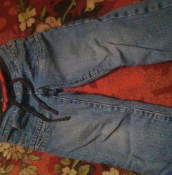 Теплі джинси і вельветові штани