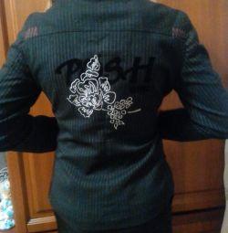 Jacket Height 140
