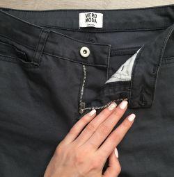 Pantalonii Vero Moda