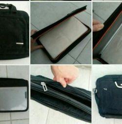 Laptoplar için çantalar