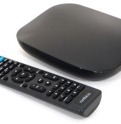 Media player cu tuner TV Rombica Smart Box Quad T2