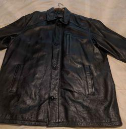 Jacket man's winter Sergio Benini, size. 54-56