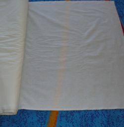 tesatura albă pentru perne și foi de plapumă