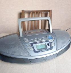 Radio-cassette recorder Panasonic RX-ES30