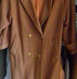 Coat cashmere p52 -54