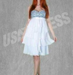 Yeni. Hava elbise, boyut 42