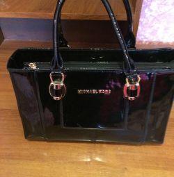 Varnished Bag