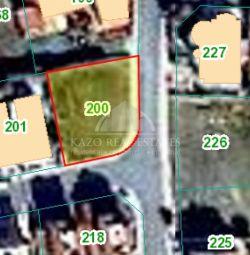 Plot rezidential in zona verde Limassol