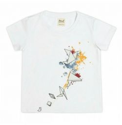 Children's t-shirt Origami new