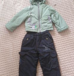 Jacket trousers
