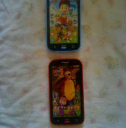 Παιδικά μουσικά τηλέφωνα (παιχνίδια)