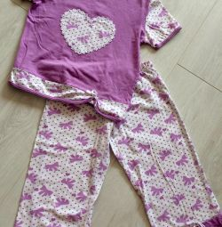 Pijamale 122-140