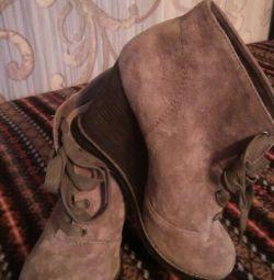 Shoe Boots (Suede) p.36