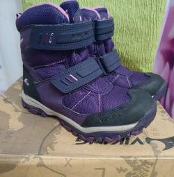 Ботинки Viking зимние