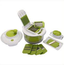 Vegetable slicer dekok uka-1115