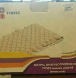 Anti-decubitus mattress.