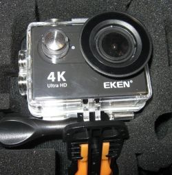 Action Camera Eken H9