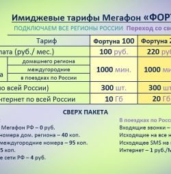 Megafon Fortune Moscova