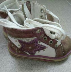 Ortopedik çizmeler Minimen
