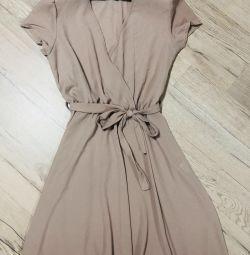 Boohoo yeni elbise, L boy